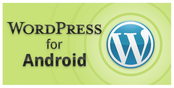 wordpress android uygulaması