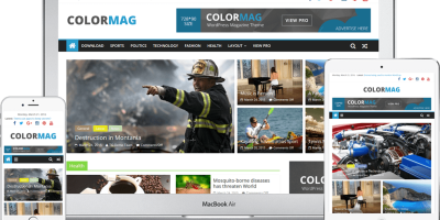 wordpress colormag teması